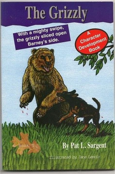 grizzly barney  bear killer   pat sargent reviews discussion bookclubs lists