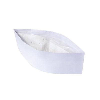 calot cuisine calot blanc papier avec fond perforé 10 paquets de 100
