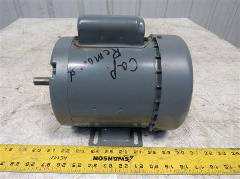 dayton kd hp rpm  hz  shaft motor