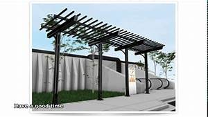 Steel Freestanding Pergola Cheap Pergolas For Plans