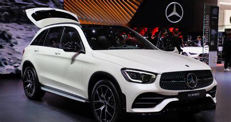 Request a dealer quote or view used cars at msn autos. Mercedes GLC restylé : nos photos du SUV au salon de ...