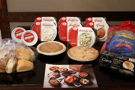 The turkey tasted very old! Thanksgiving Made Easy: Boston Market Thanksgiving Meal ...