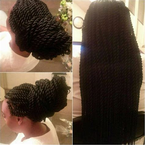 rope twist hairstyles pinterest
