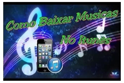 baixarer de musica para itunes no iphone