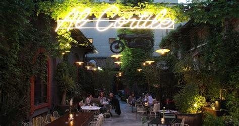 ristorante il cortile roma food district il nuovo polo d eccellenza food