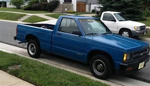 Buy Used 1991 Chevrolet S10 Chevy 63k Miles In Baltimore