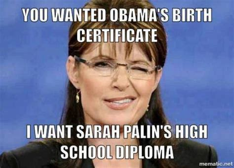 Sarah Memes - funniest memes reacting to sarah palin s endorsement of trump sarah palin funny jokes and memes