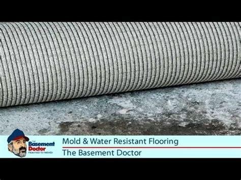 Safe Basement Flooring   Water & Mold Resistant   Rubber