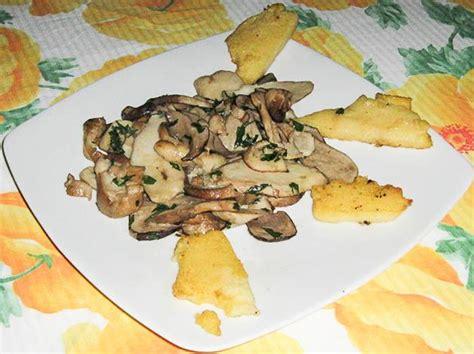 cucinare i porcini funghi porcini trifolati ricette di cucina