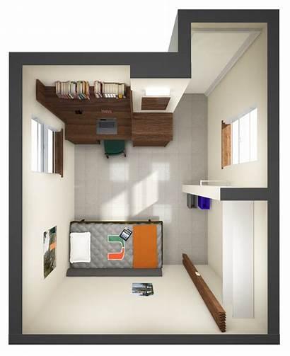 Single Dorm Layouts Layout Rooms Bedroom Bathroom