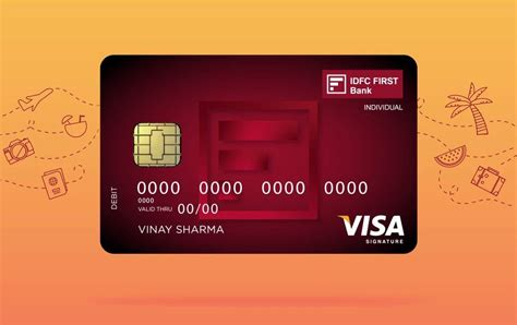 The jumbo shrimp are back in full swing this season. IDFC First Bank Visa Signature Debit card Review & Details - FinDisha