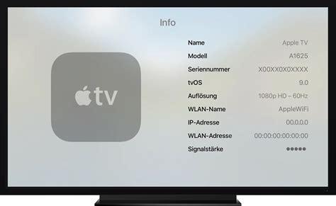 apple tv modell bestimmen apple support