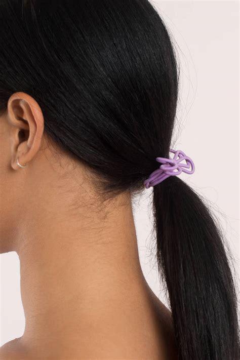 Carissa Set carissa multi bow hair tie set 4 tobi us