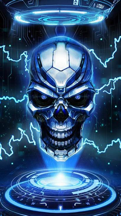 Skull Cool Android