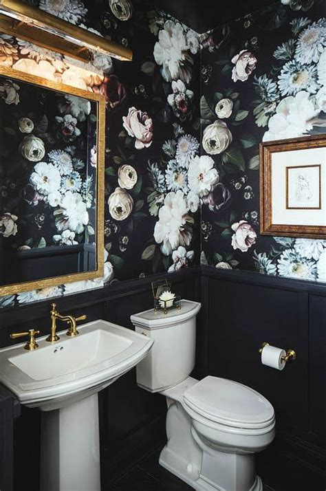Make Home Bloom Floral Wallpaper Ideas by Make Your Home Bloom With Floral Wallpaper