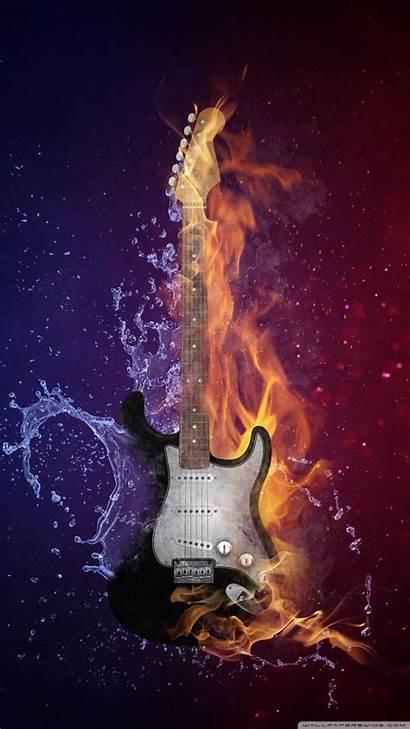 Guitar Electric Wallpapers 4k Desktop Smartphone Backgrounds