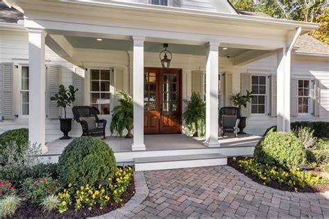 Southern Living House Plans Porches by Grove Manor Southern Living House Plans