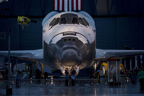 national air  space museum udvar hazy center