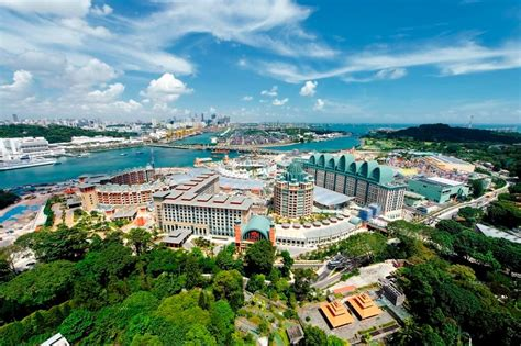 tempat wisata terbaik  singapura  wisata muda