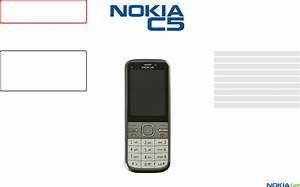 Nokia C5 00 Rm 645 Service Schematics   S Manuals Com