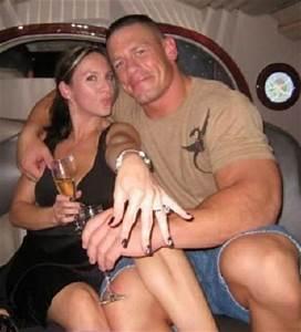 John Cena's wife Elizabeth Cena - Player Wives & Girlfriends