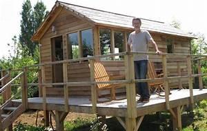 Cabane Bois Pas Cher : cabane en bois de jardin pas cher petite cabane de ~ Melissatoandfro.com Idées de Décoration