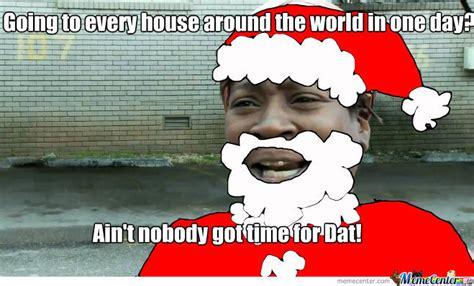 Santa Claus Meme - black santa by puffy mushroom meme center
