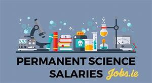 Permanent Science Salaries In 2017