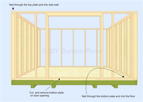 12x16 Gambrel Storage Shed Plans Free by This Is 12x16 Barn Shed Plans Sep Shed Plans