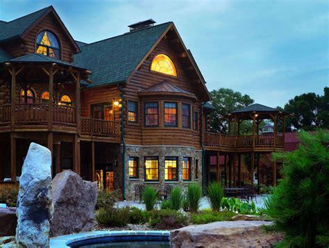 hennessey  katahdin cedar log homes