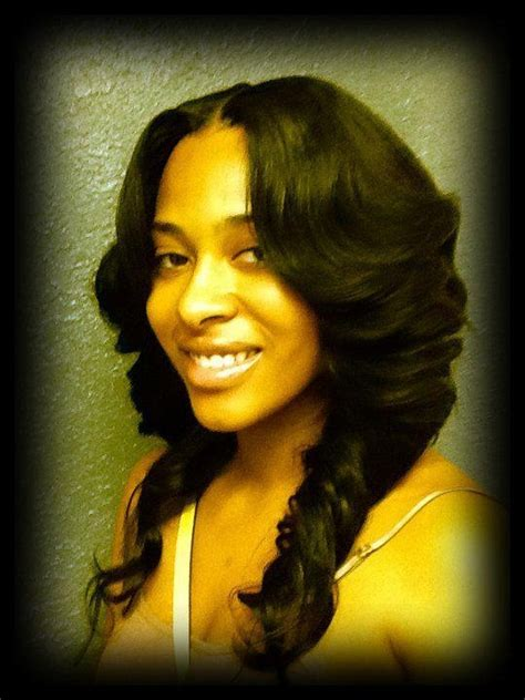 Hairstyles With Tracks Sewed In by 73 Best Sew Ins Images On