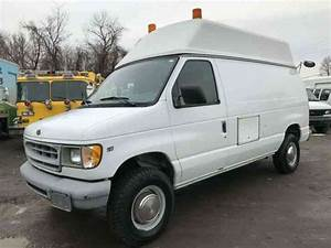 Ford Econoline Cargo Van   Box Trucks