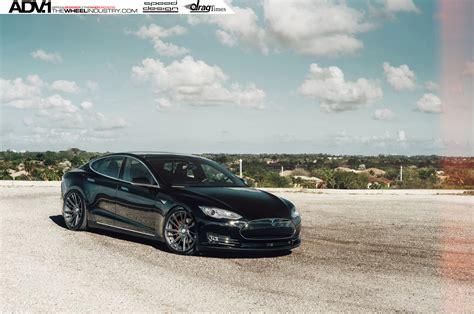 Tesla Model S  Speed Design Pulse Mv1 Wheels