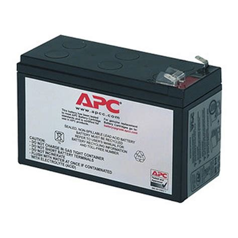 batery ups apc ups replacement battery cartridge rbc17 officeworks