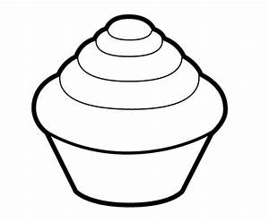 Simple Cupcake Drawings   www.imgkid.com - The Image Kid ...