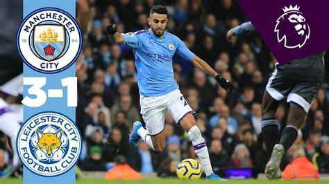 Manchester City Vs Leicester City : Manchester City Vs ...