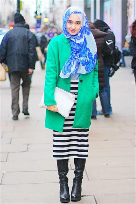 hijab street ala dian pelangi tutorial pashmina  anita