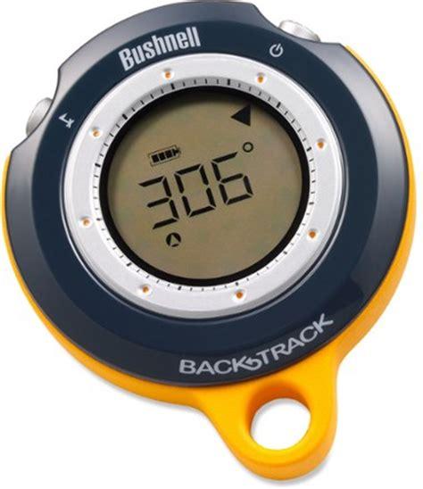 bushnell backtrack gps navigation system rei  op