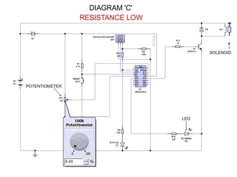 100k potentiometer wiring diagram 33 wiring diagram