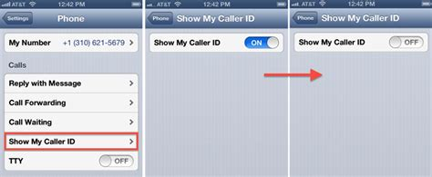 block no caller id iphone inobody blocking caller id on the iphone no problem