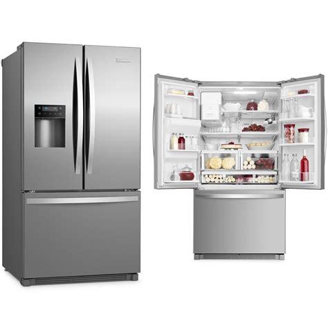 Geladeira  Refrigerador Side By Side French Door Fdi90