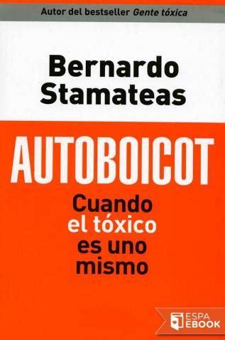Libro Autoboicot - Descargar epub gratis - espaebook