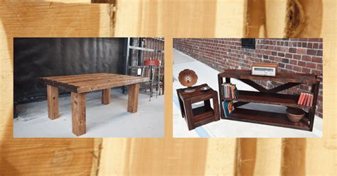 woodworking projects  reclaimed  salvaged lumber