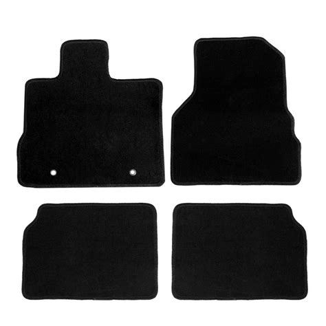 floor mats equinox customized carpet floor mats for 2010 2012 chevrolet equinox full set fh group