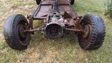 Sell New Vw Rolling Chassis For Dune Buggy Or Parts In