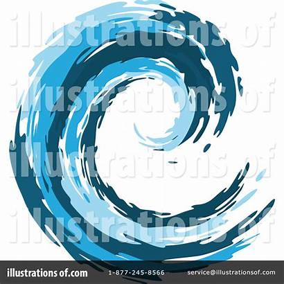 Wave Clipart Illustration Royalty Vector Rf Graphics