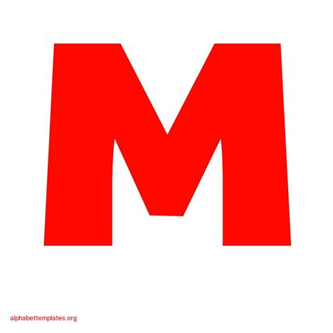 m m template best photos of letter m template printable letter m template alphabet letter templates to