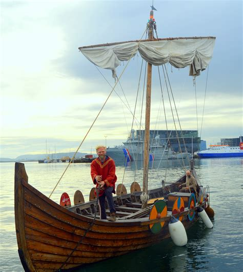 Viking Boats Found by Sail Like An Viking In A Viking Ship From