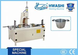 Stainless Steel Welding Machine   Soup Pot Double Handle