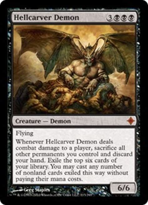 competitive shadowborn apostle deck hellcarver rise of the eldrazi gatherer magic